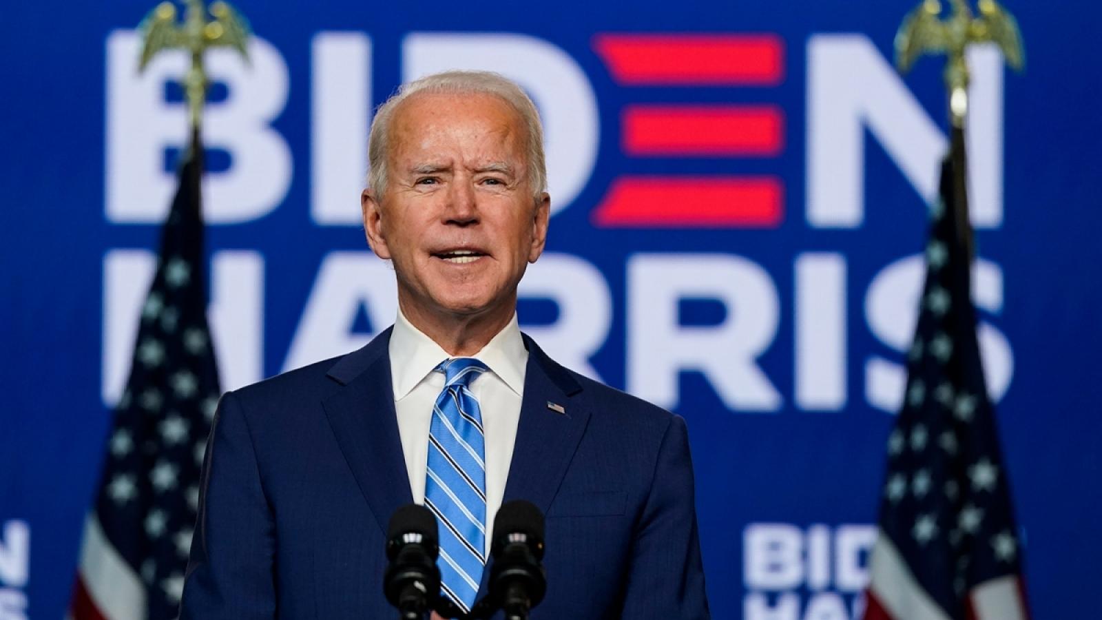 60% dân chúng Mỹ ủng hộ Tổng thống Joe Biden
