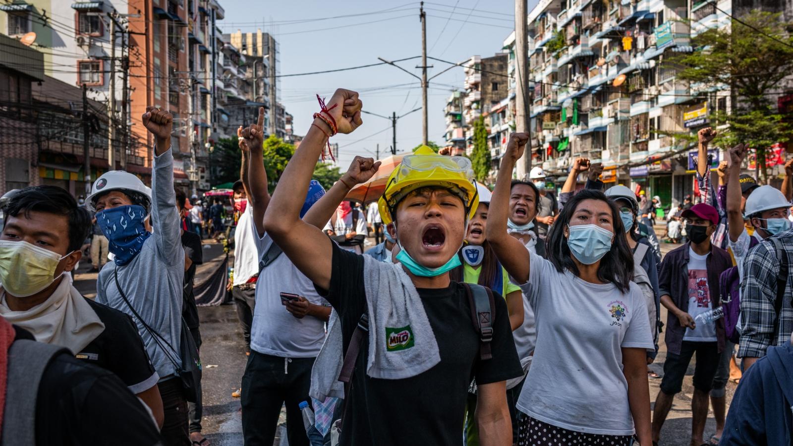 Khủng hoảng Myanmar: Đụng độ tiếp diễn sau cuộc họp của Hội đồng Bảo an
