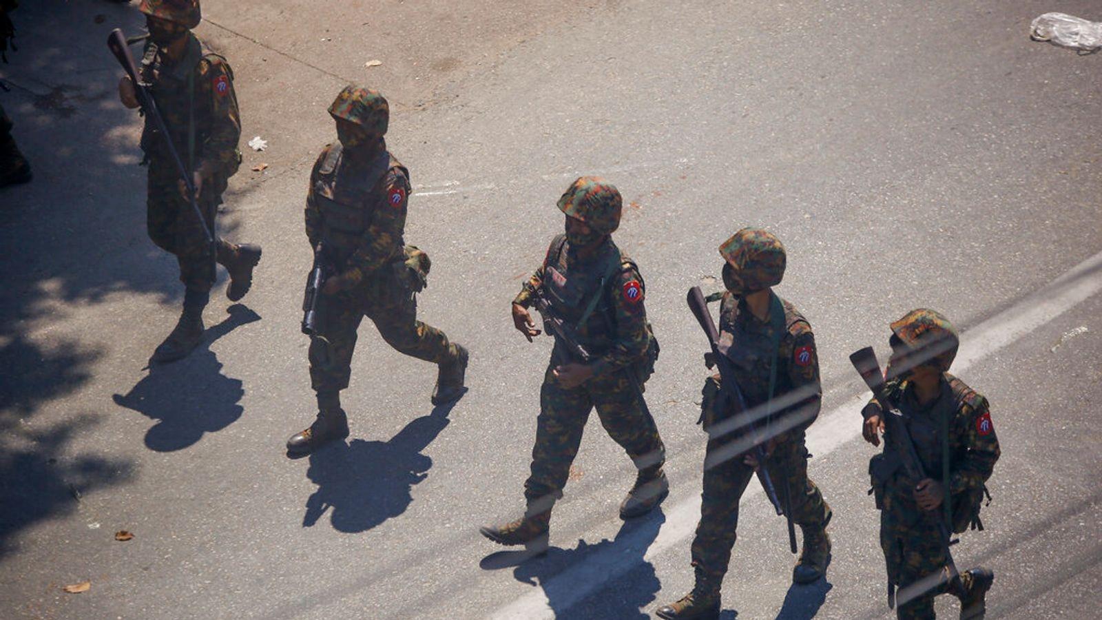 EU chuẩn bị trừng phạt nhằm vào quân đội Myanmar