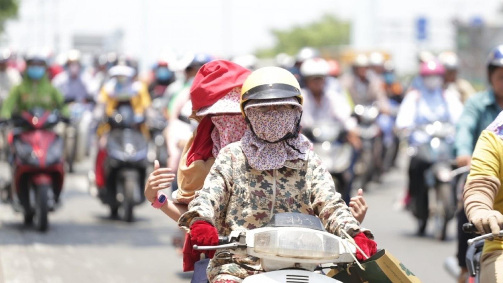 Heat wave strikes southern Vietnam