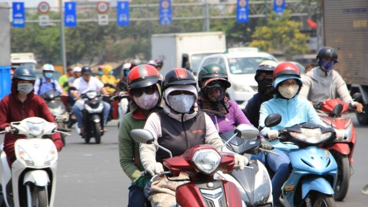 Northern Vietnam braces for first heat wave of the year