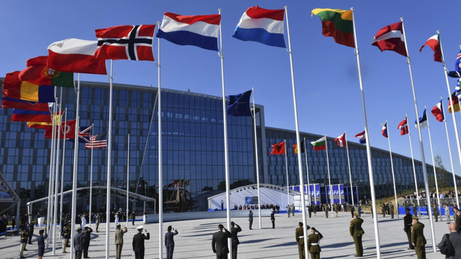NATO và những bài toán khó giải