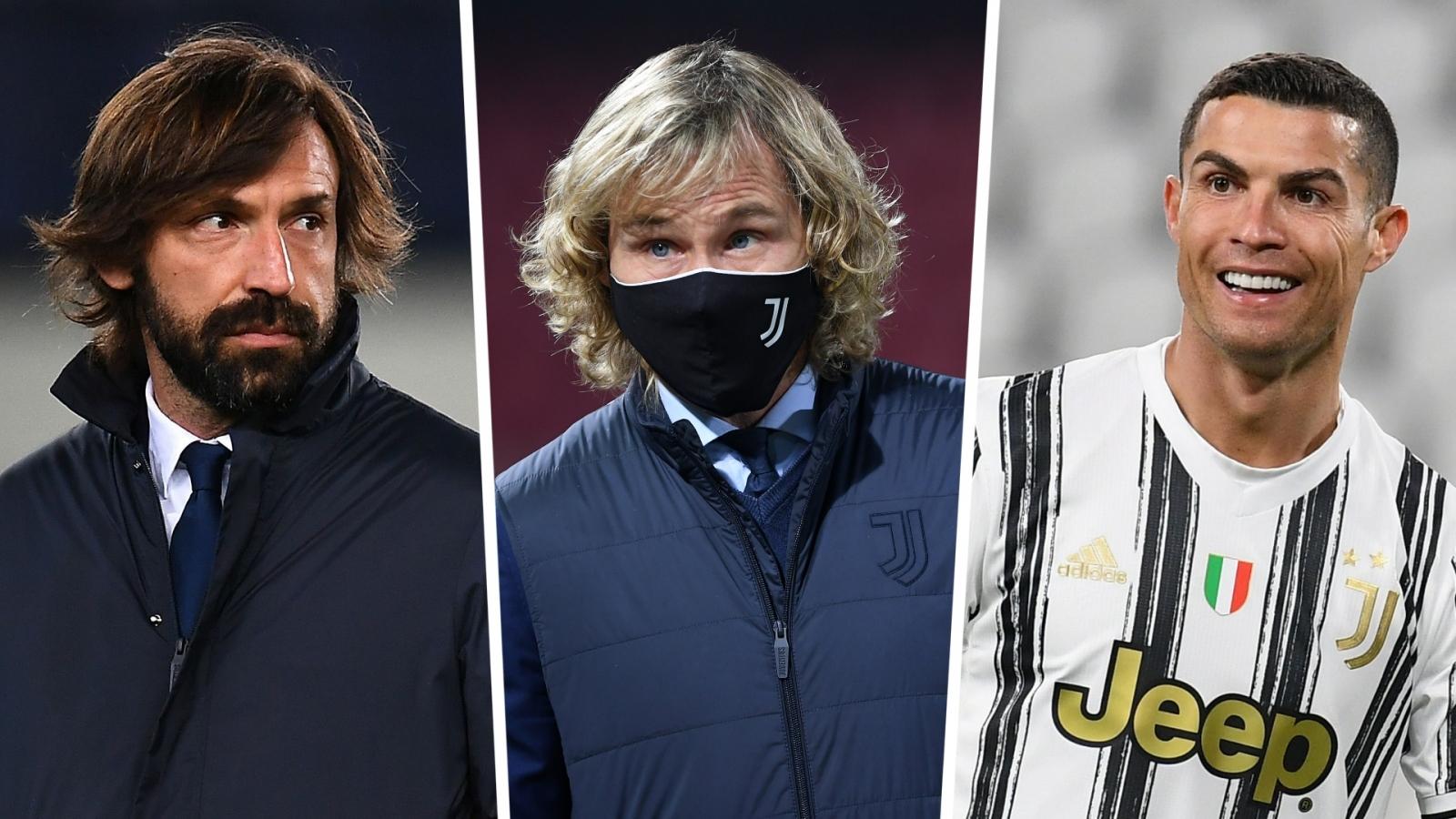 """Phó Chủ tịch Pavel Nedved: """"Cristiano Ronaldo sẽ ở lại Juventus"""""""