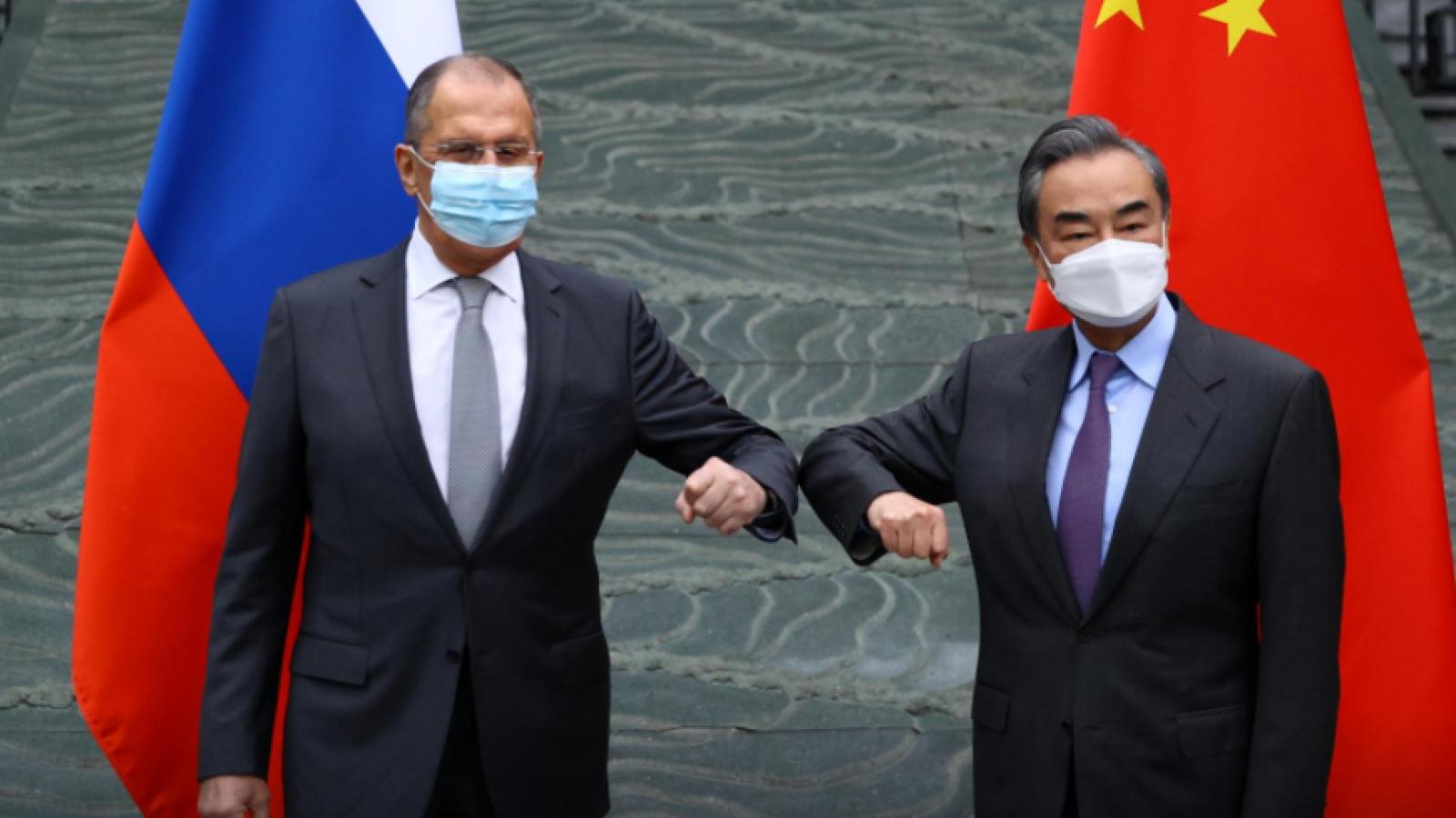 Chuyên gia Nga: Trung Quốc và Nga chưa sẵn sàng liên minh nhưng tin nhau tuyệt đối
