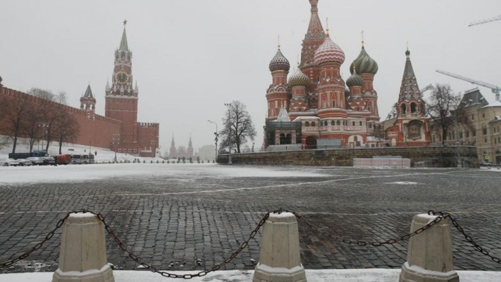 Nga luôn dự phòng cho mọi kịch bản trong quan hệ với Mỹ