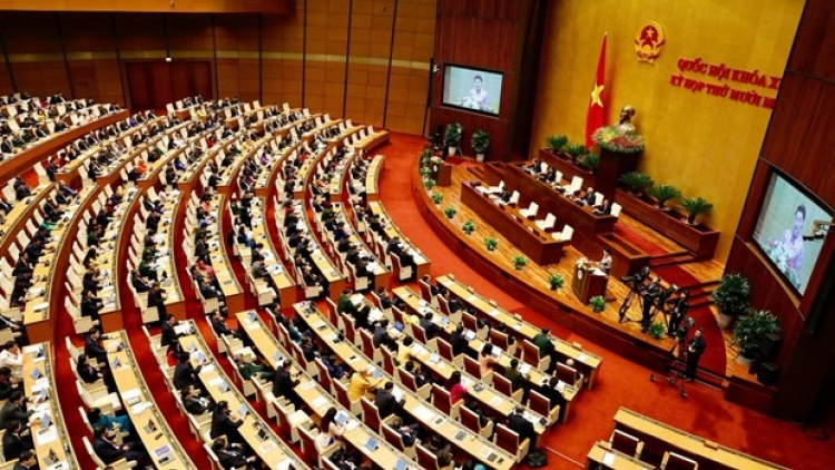 14th NA's last session significant to transition in State agencies: top legislator