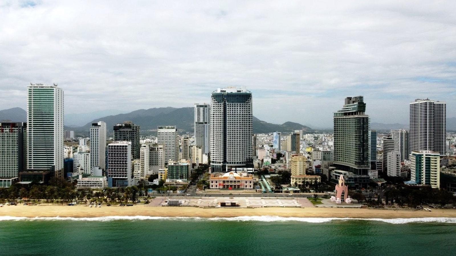 Khánh Hòa tái cơ cấu để tiếp tục phát triển du lịch thành ngành kinh tế mũi nhọn