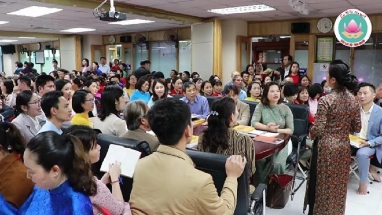 Bộ Công an mở rộng rà soát hoạt động của CLB Tình người ở các tỉnh, thành