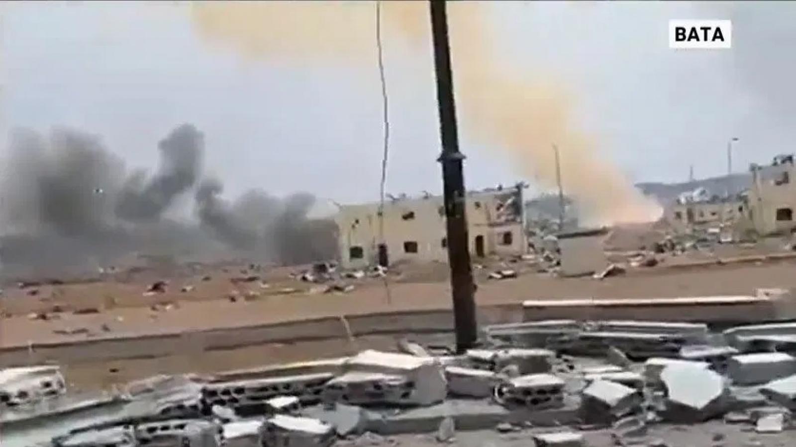 Sau loạt vụ nổ kinh hoàng, Guinea Xích đạo kêu gọi hỗ trợ quốc tế