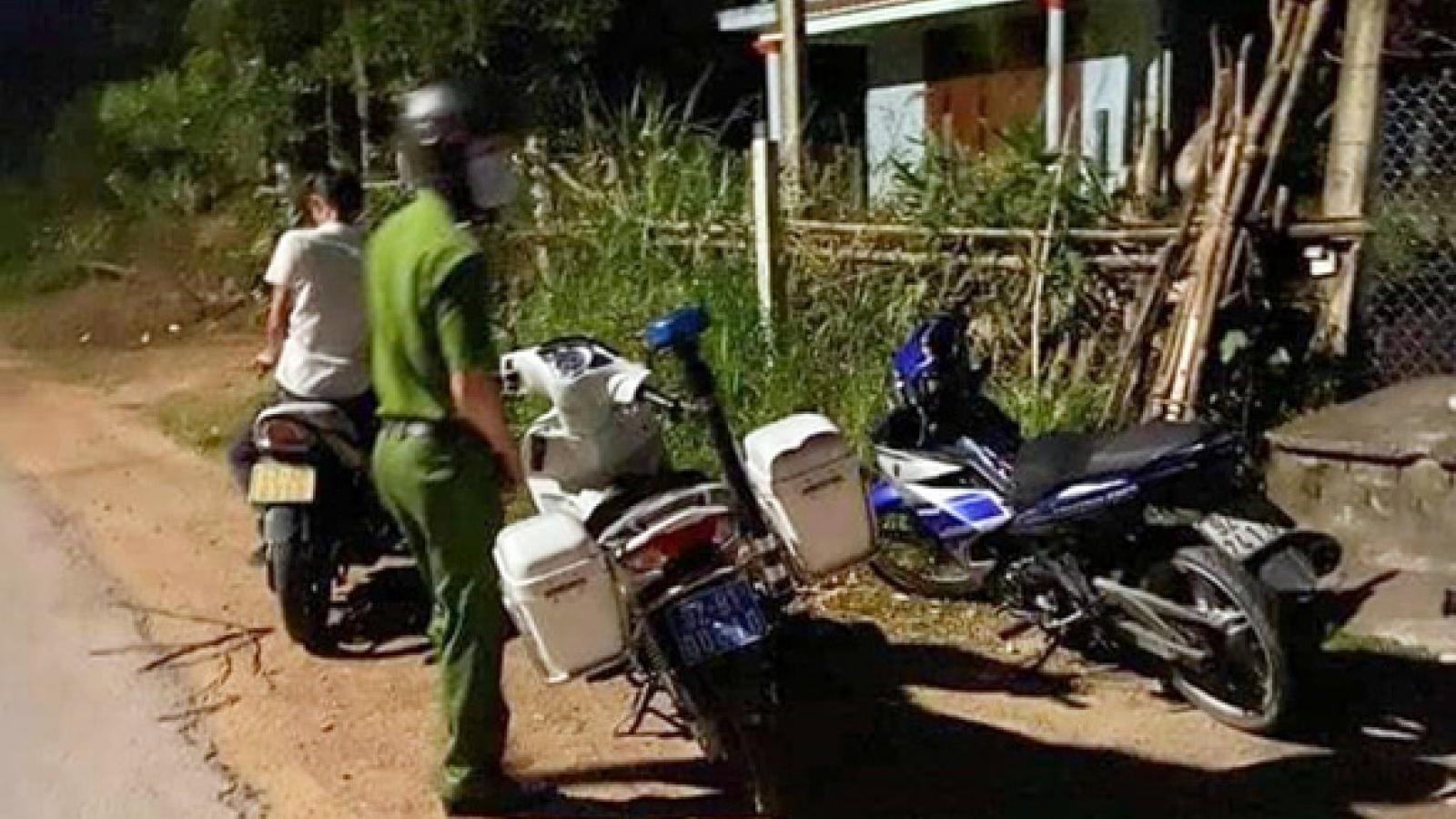 Xác định được thanh niên đâm trọng thương người phụ nữ trong đêm ở Quảng Nam