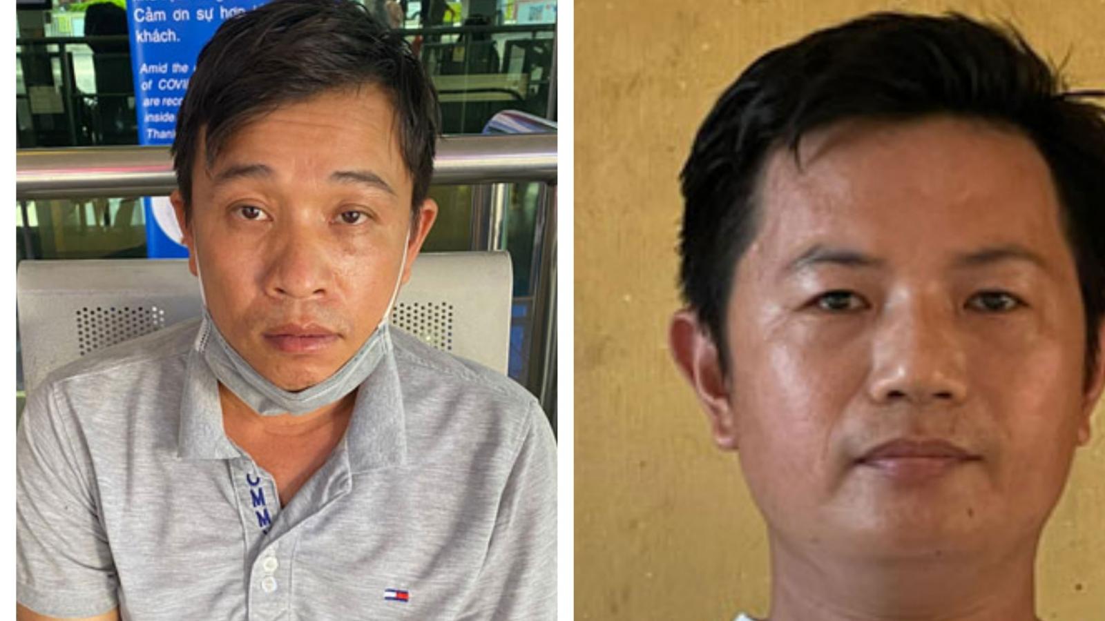 Bắt 2 thuyền trưởng trong vụ án buôn lậu xăng dầu giả ở Đồng Nai