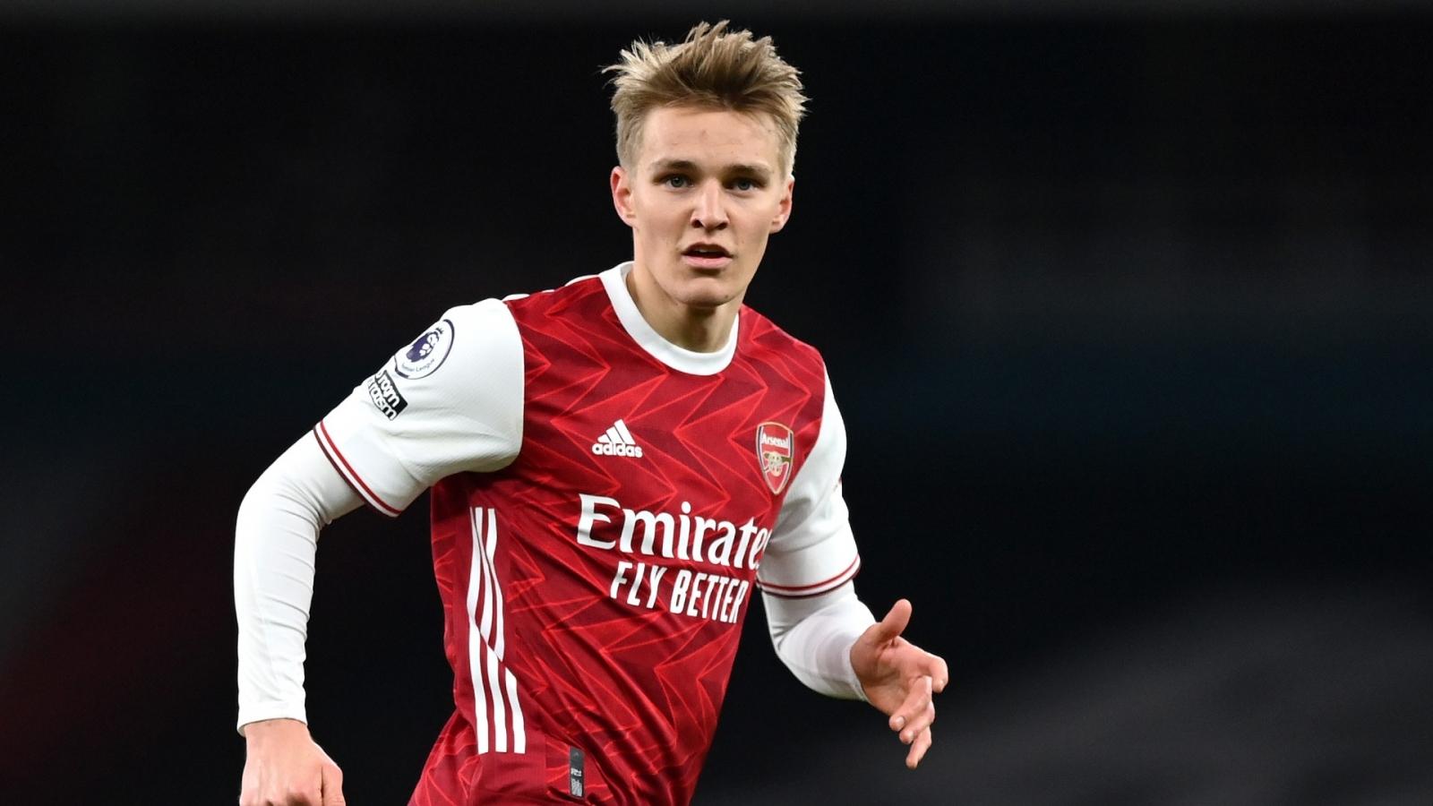 Điểm danh 5 cầu thủđủ sức thay thế Odegaard tại Arsenal