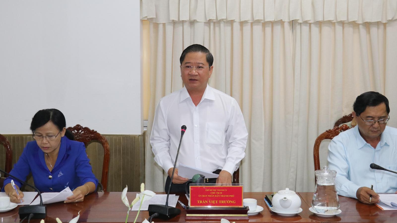 Cần Thơ thành lập 3 Ban Bầu cử đại biểu Quốc hội và HĐND