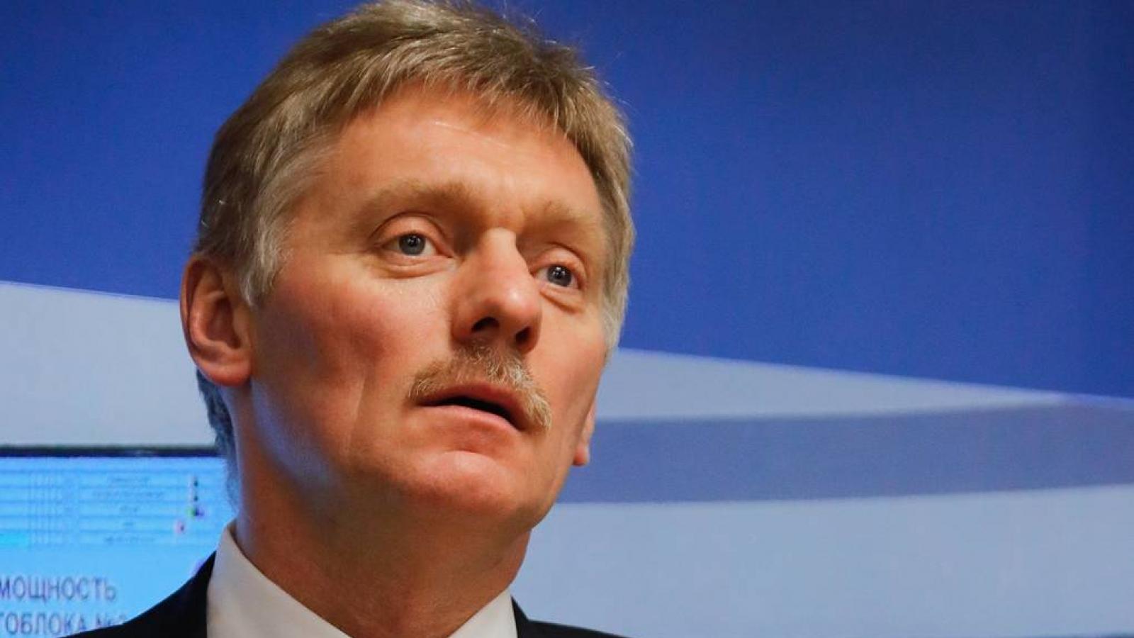 Kremlin khẳng định cần Thượng định Mỹ-Nga để ngăn quan hệ 2 nước xấu đi