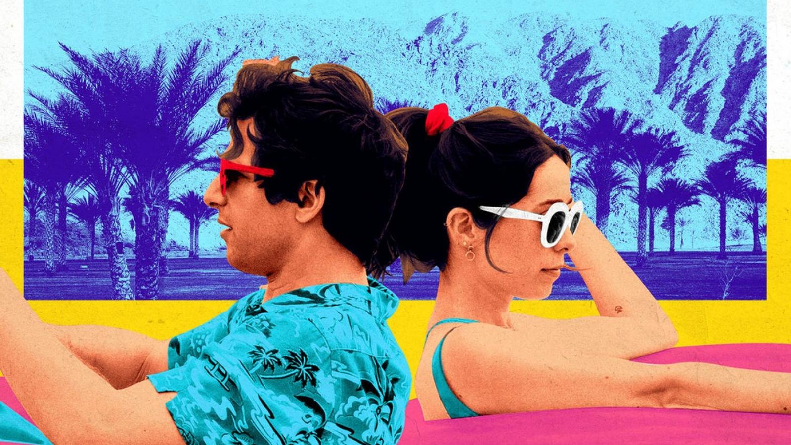 """Nam chính """"Brooklyn 99"""" tái xuất với phim hài """"Palm Springs"""""""
