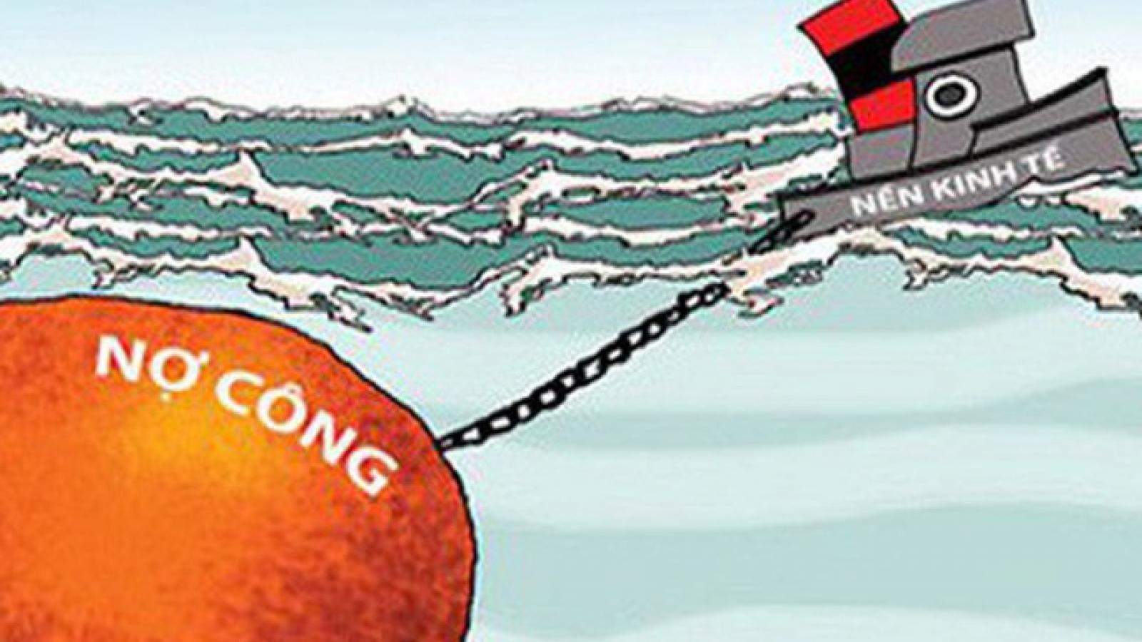 Rủi ro nợ công hiện hữu sau đại dịch