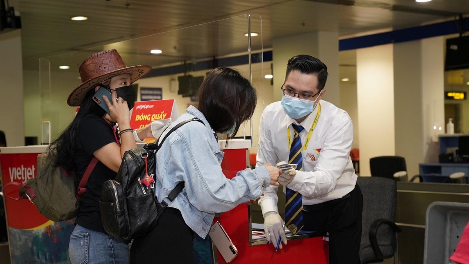Vietjet mở loạt đường bay từ Đà Lạt, Nha Trang, Thanh Hoá, Vinh, Đà Nẵng tới Phú Quốc