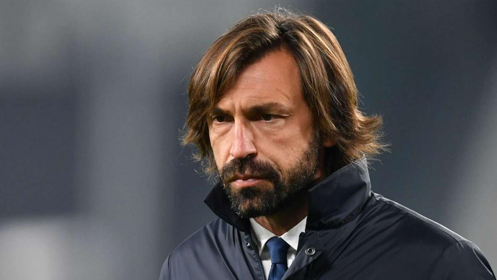 Andrea Pirlo không sợ bị Juventus sa thải