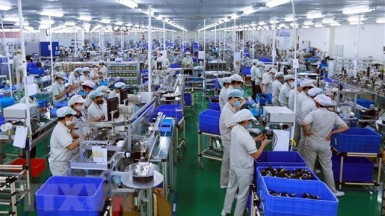 Processing-manufacturing takes lead in FDI attraction
