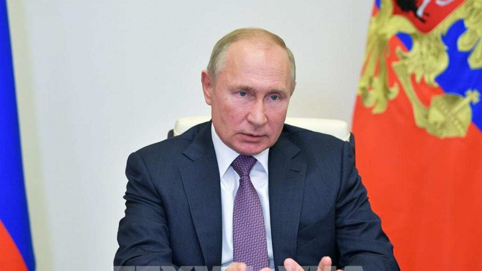 Diễn đàn Kinh tế Quốc tế St.Petersburg 2021 sẽ được tổ chức trực tiếp