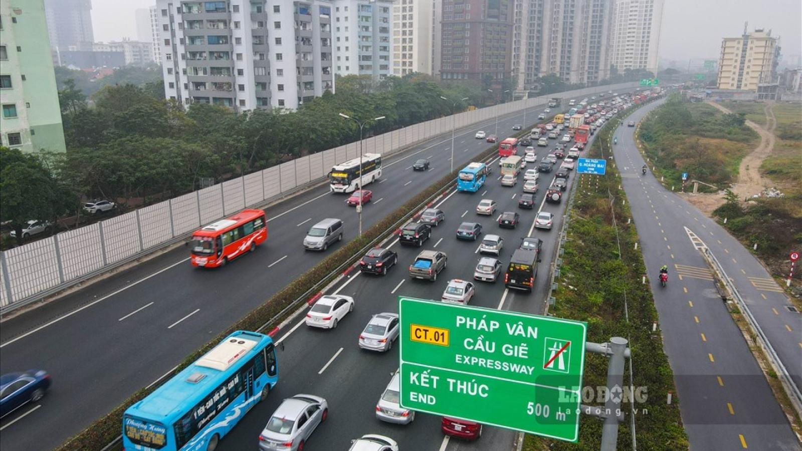 Bộ GTVT ủng hộ xây dựng 2 tuyến đường song hành với cao tốc Cầu Giẽ - Ninh Bình