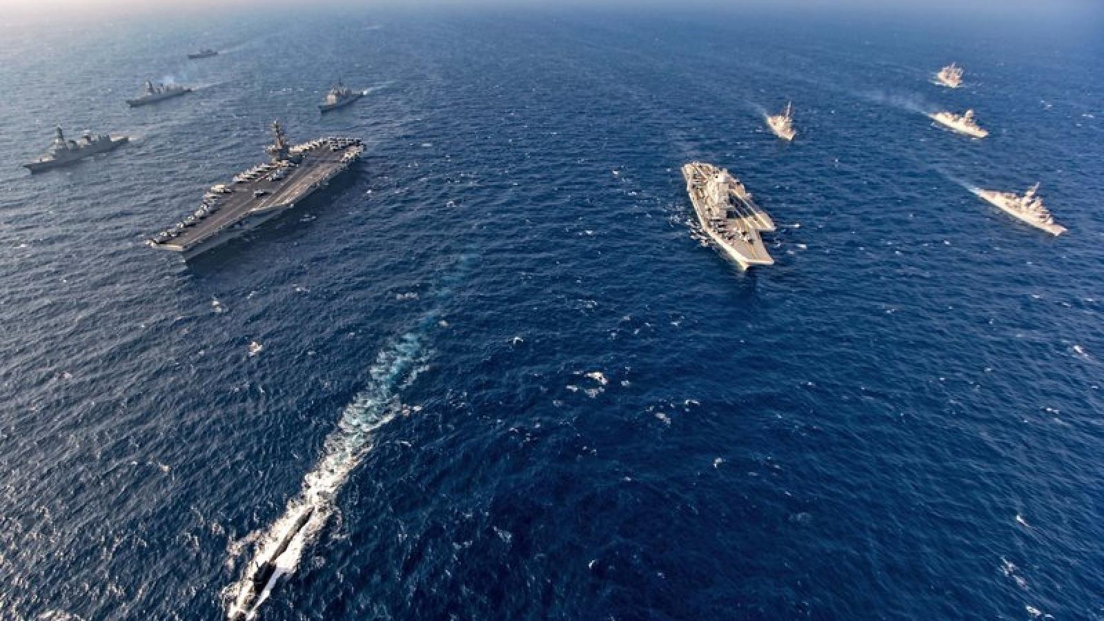 """Vì sao Quad hồi sinh nhưng còn lâu mới thành """"NATO châu Á""""?"""
