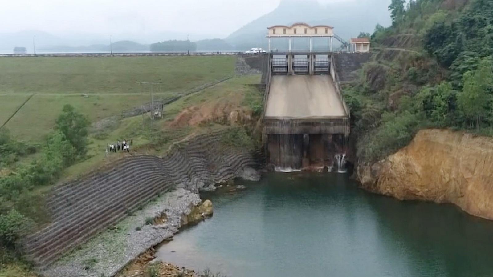 Nhiều hồ, đập thủy lợi lớn ở Quảng Bình xuống cấp, bao giờ được sửa chữa?