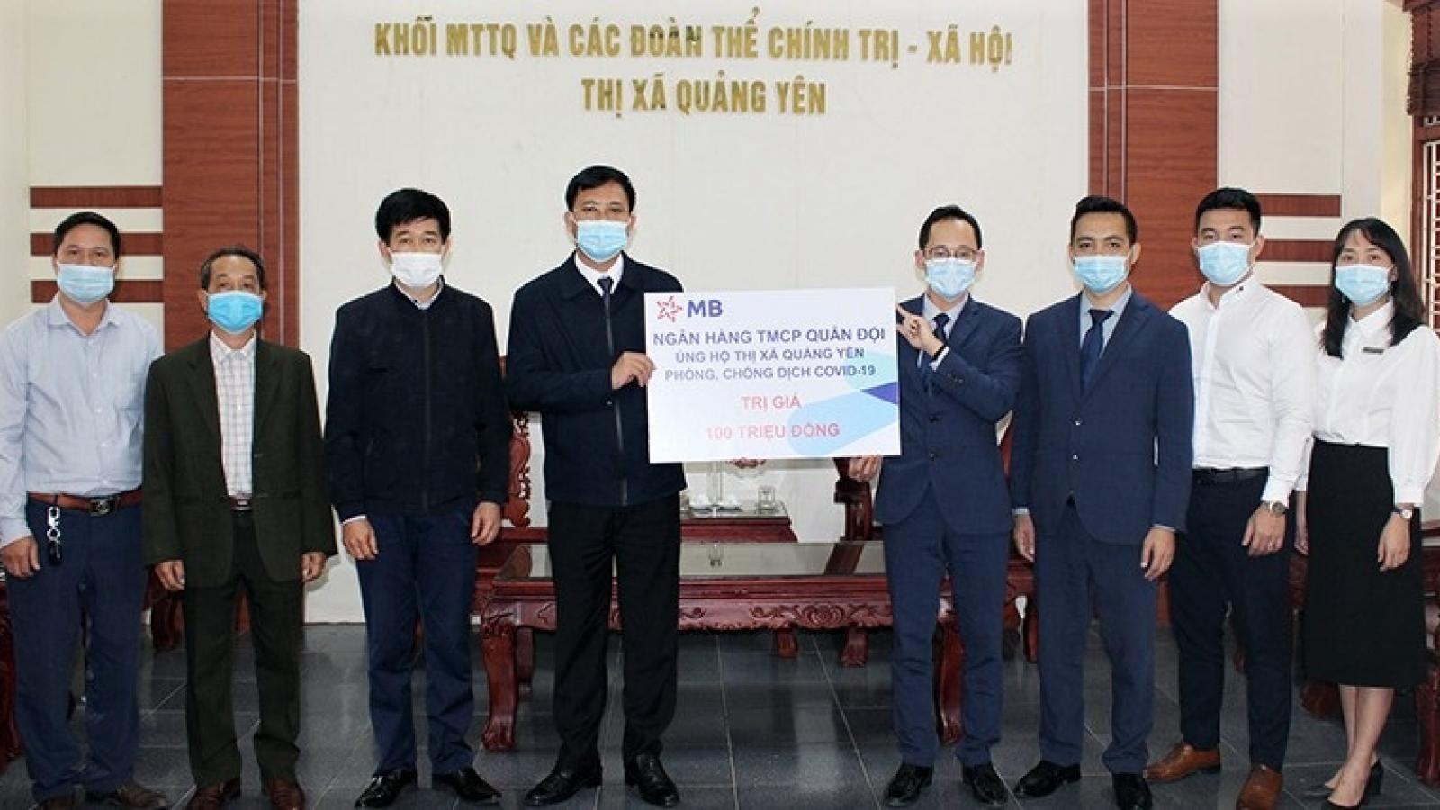 Quảng Ninh chỉ còn 6 bệnh nhân dương tính với SARS-CoV-2