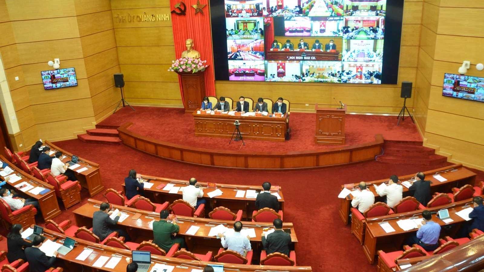 Quảng Ninh sẽ bầu 66 đại biểu HĐND tỉnh nhiệm kỳ mới