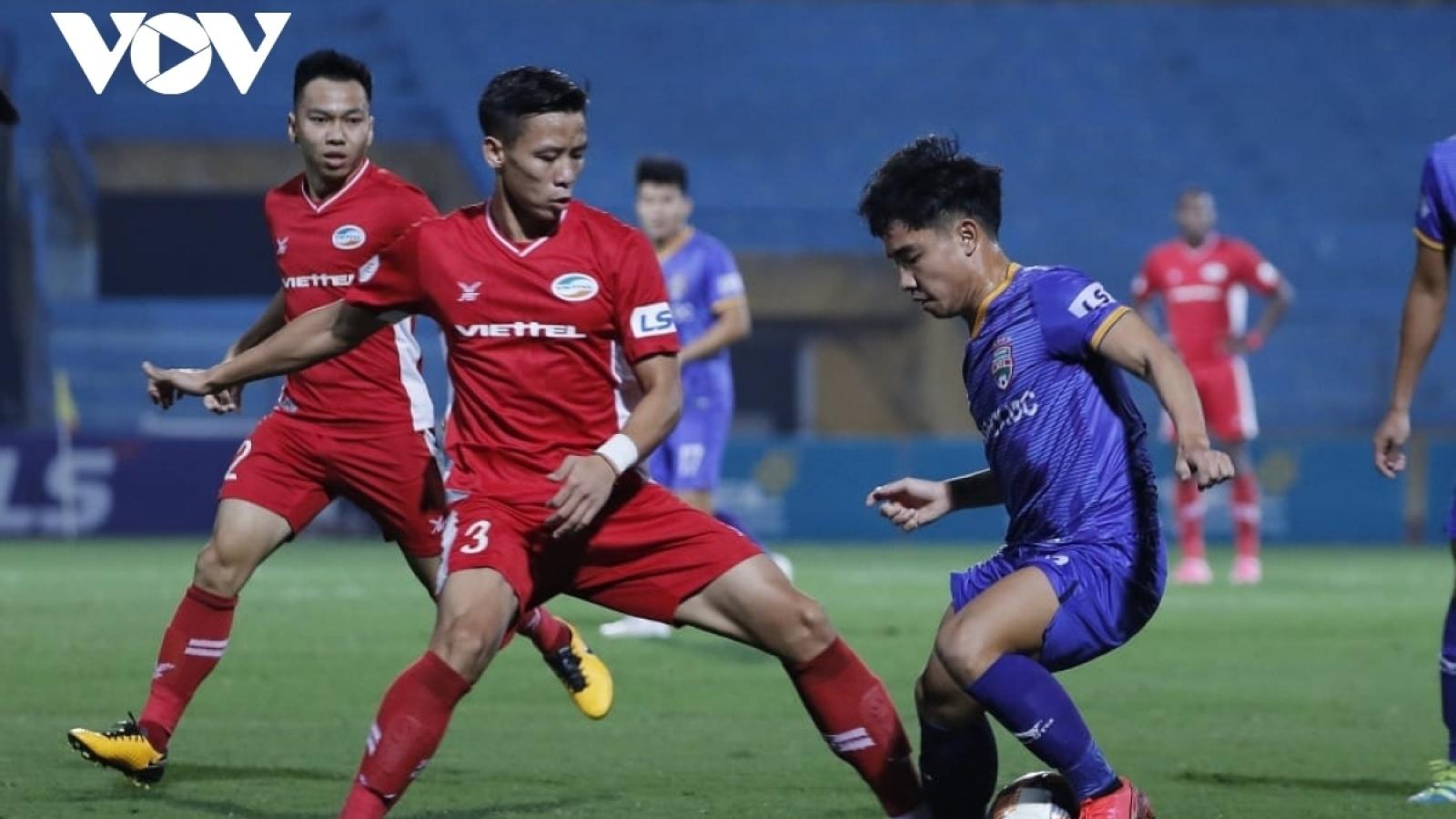 Quế Ngọc Hải trở lại, Viettel FC quyết tâm giành 3 điểm trước Bình Dương