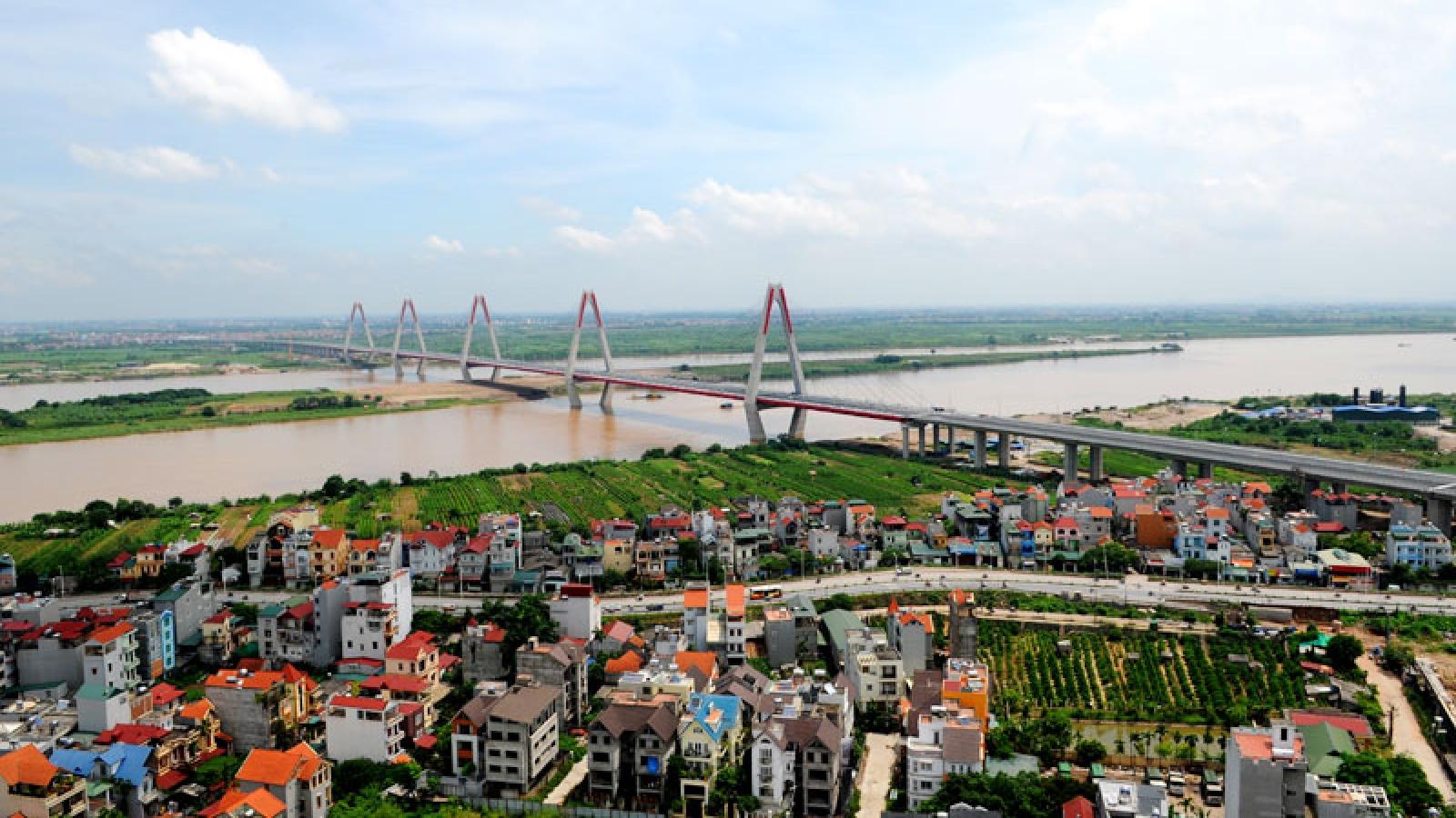 """Quy hoạch phân khu đô thị sông Hồng: Gỡ nút thắt cho một đô thị """"nhộm nhoạm"""""""