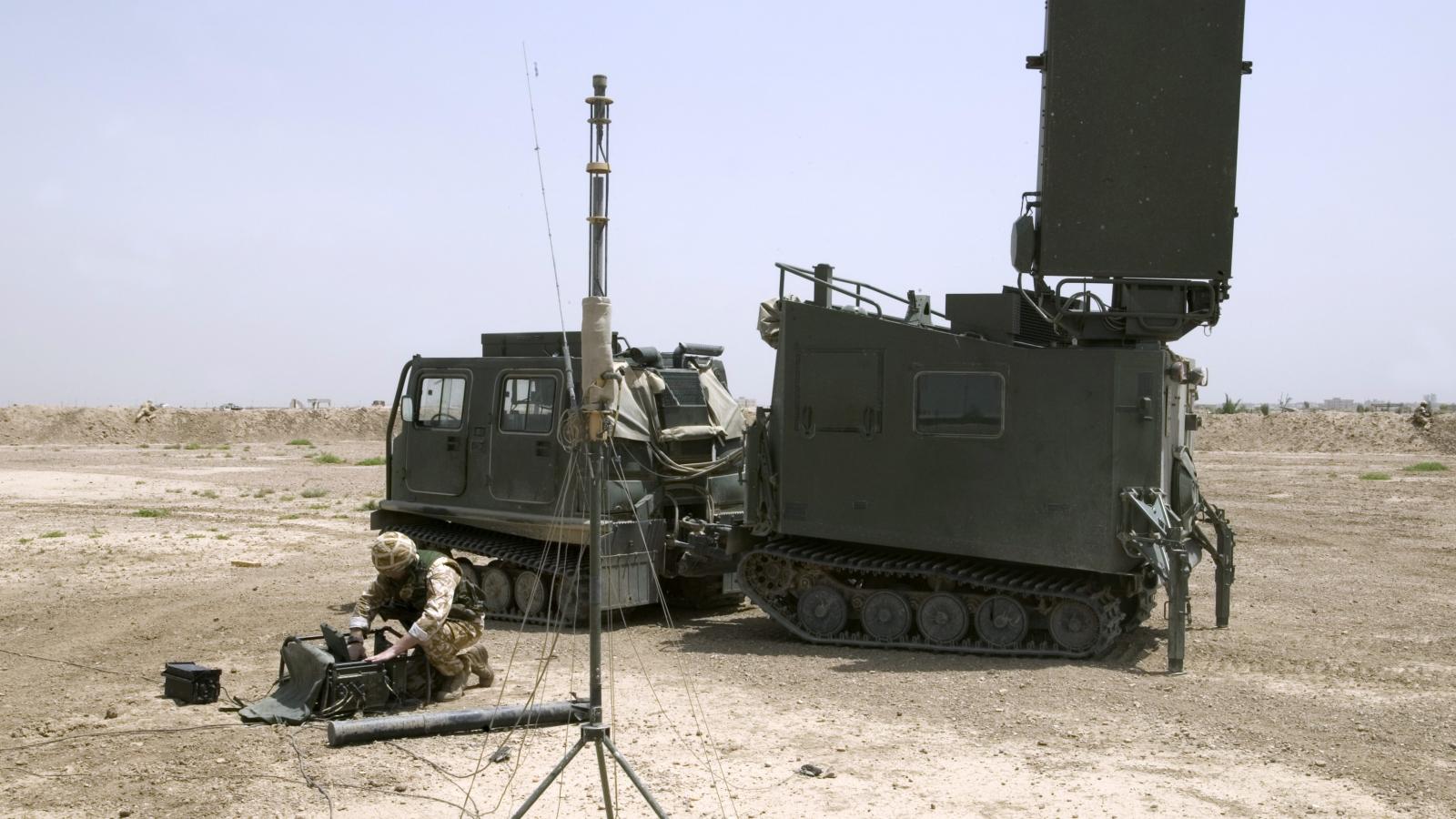 Slovakia mua 17 radar phòng không thế hệ mới từ Israel