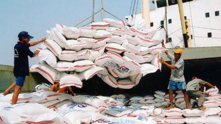 Vietnam's rice export prices rise on strong demand globally