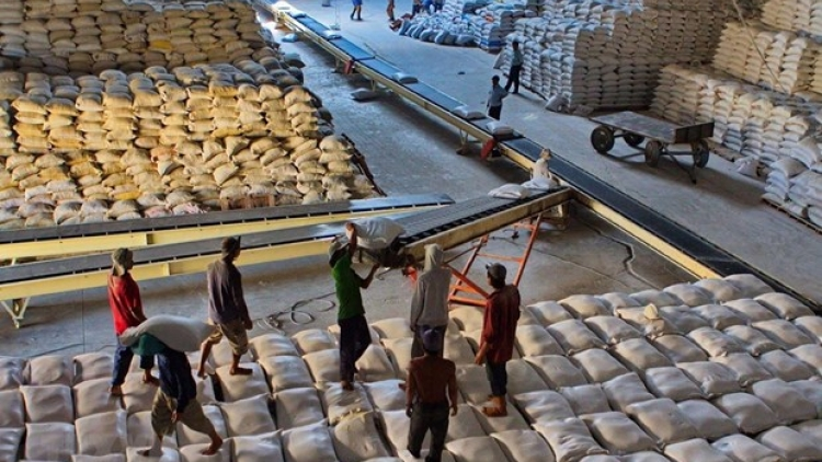 Vietnam ships 638,000 tonnes of rice abroad in Jan-Feb