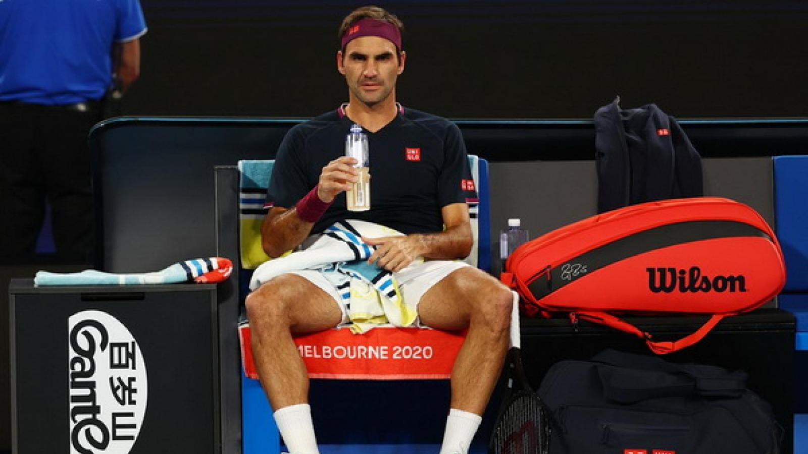 """Federer """"tái xuất"""" sau hơn một năm vắng bóng"""