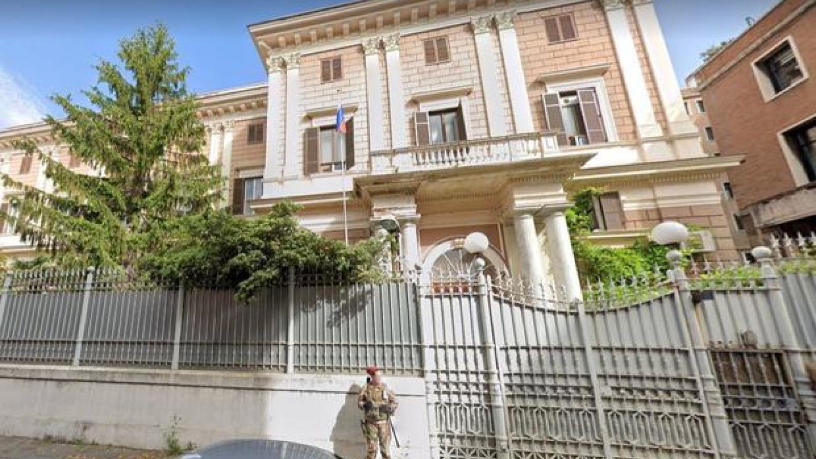 Vụ gián điệp: Nga hy vọng duy trì quan hệ tích cực, xây dựng với Italy