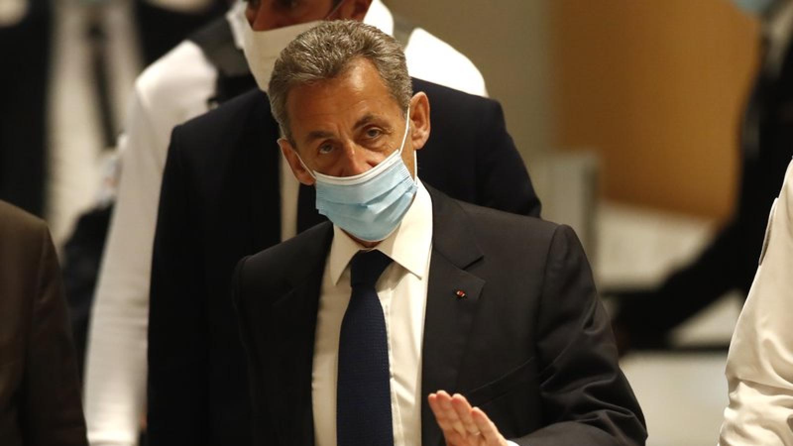 Tương lai tù tội và dấu chấm hết cho tham vọng trở lại của cựu Tổng thống Pháp Sarkozy