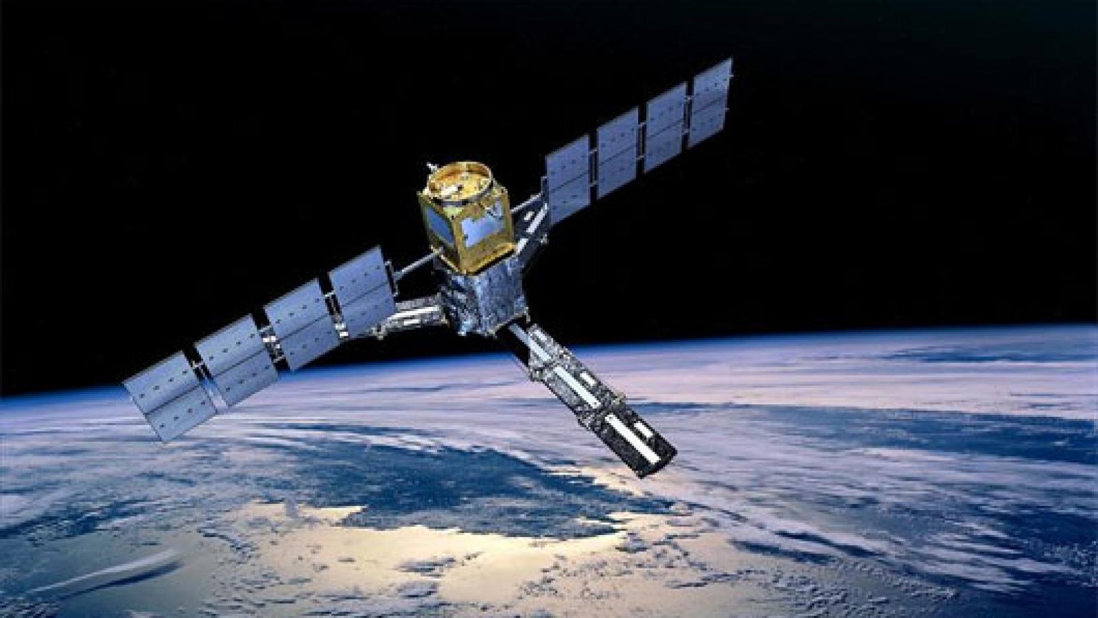 Trung Quốc sắp phóng vệ tinh giám sát khí CO2chủ động đầu tiên trên thế giới
