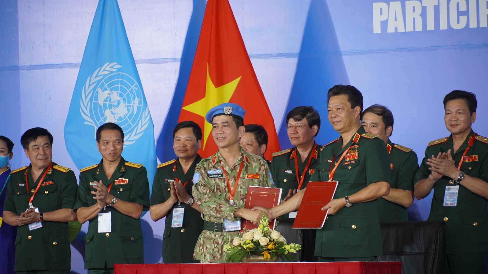 Bệnh viện Dã chiến cấp 2 số 3 xuất quân sang Nam Sudanlàm nhiệm vụ quốc tế
