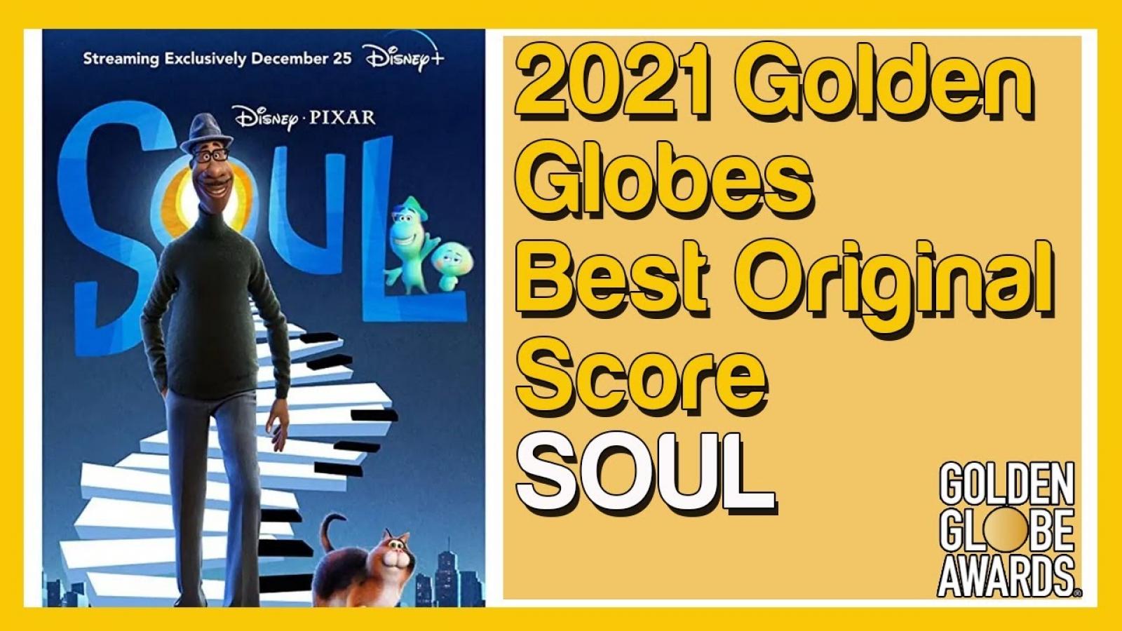 """""""Soul"""" đại thắng tại Lễ trao giải Quả cầu vàng lần thứ 78"""