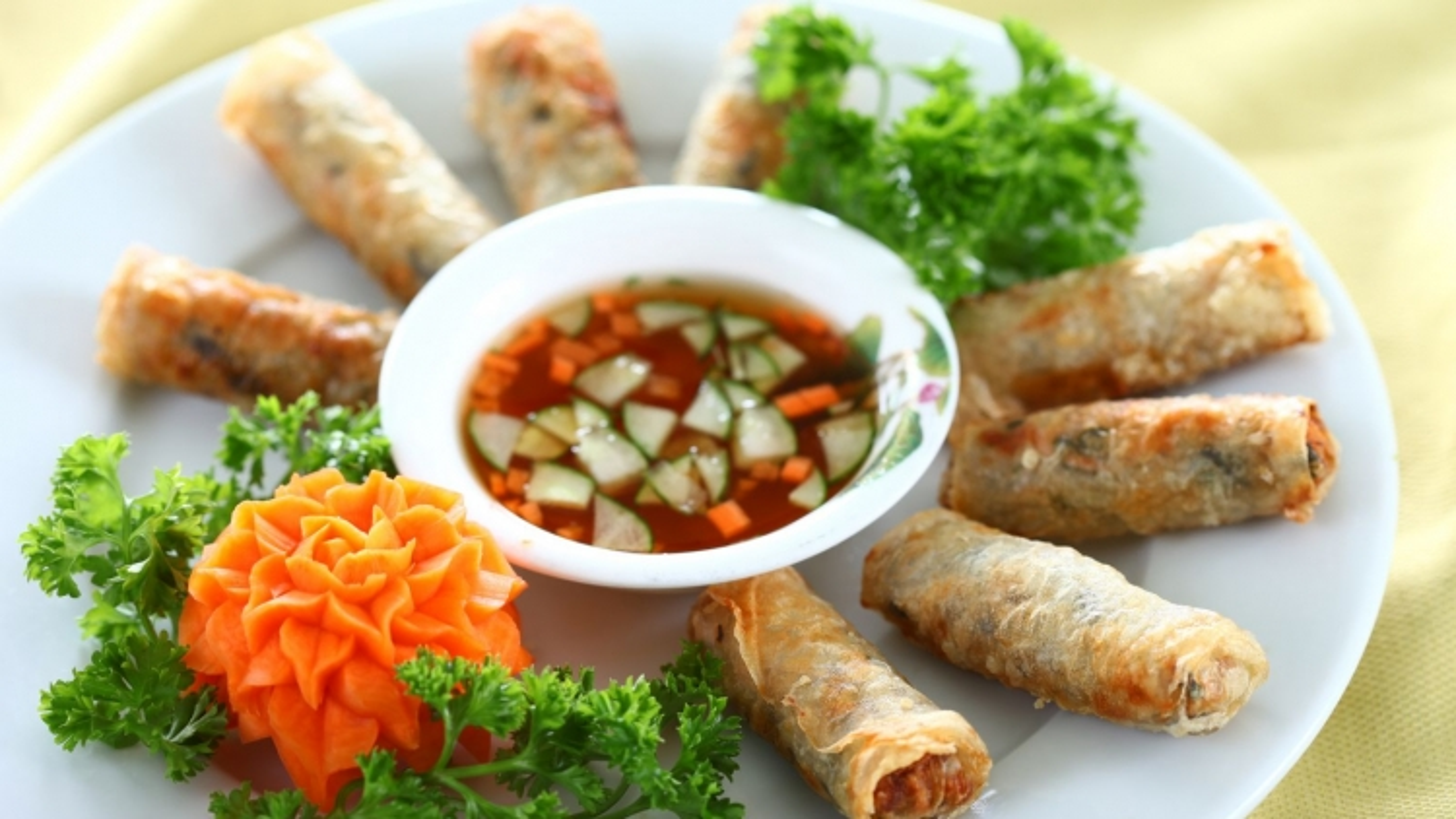Vietnamese cuisine introduced at Singapore Francophonie Festival