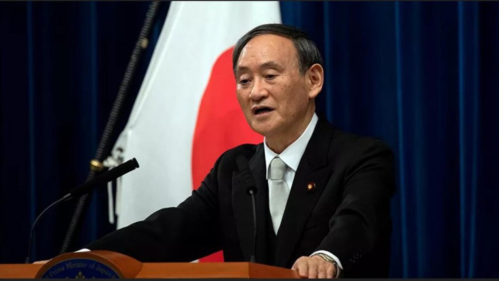 Thủ tướng Nhật Bản Suga muốn gặp trực tiếp nhà lãnh đạo Triều Tiên