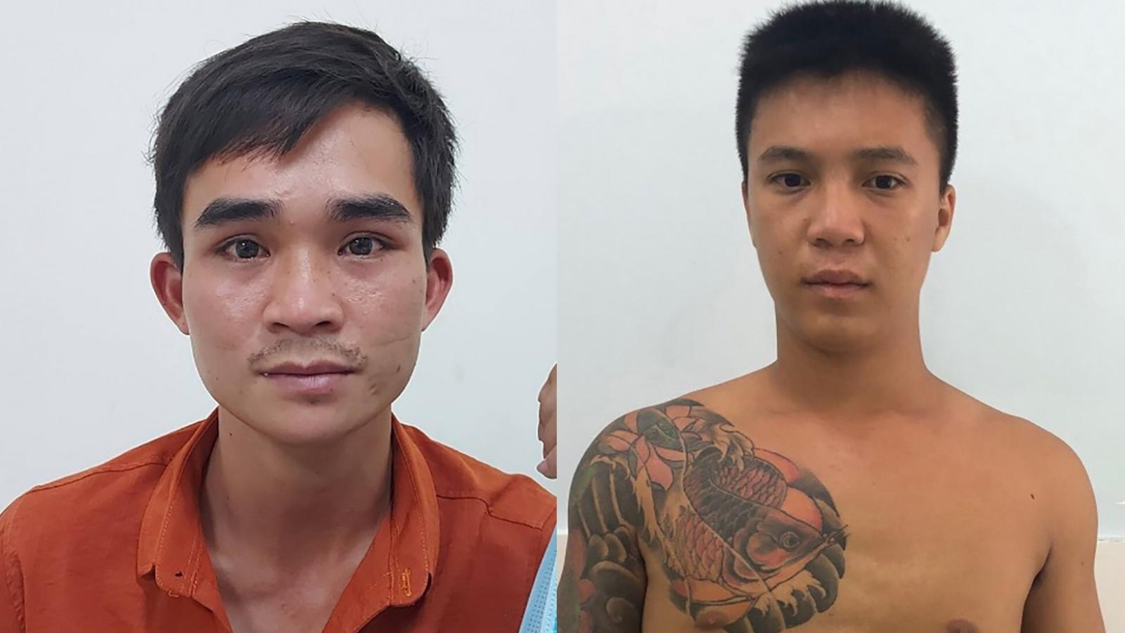 2 đối tượng giết người và buôn ma túy trốn khỏi nơi tạm giam đã bị bắt