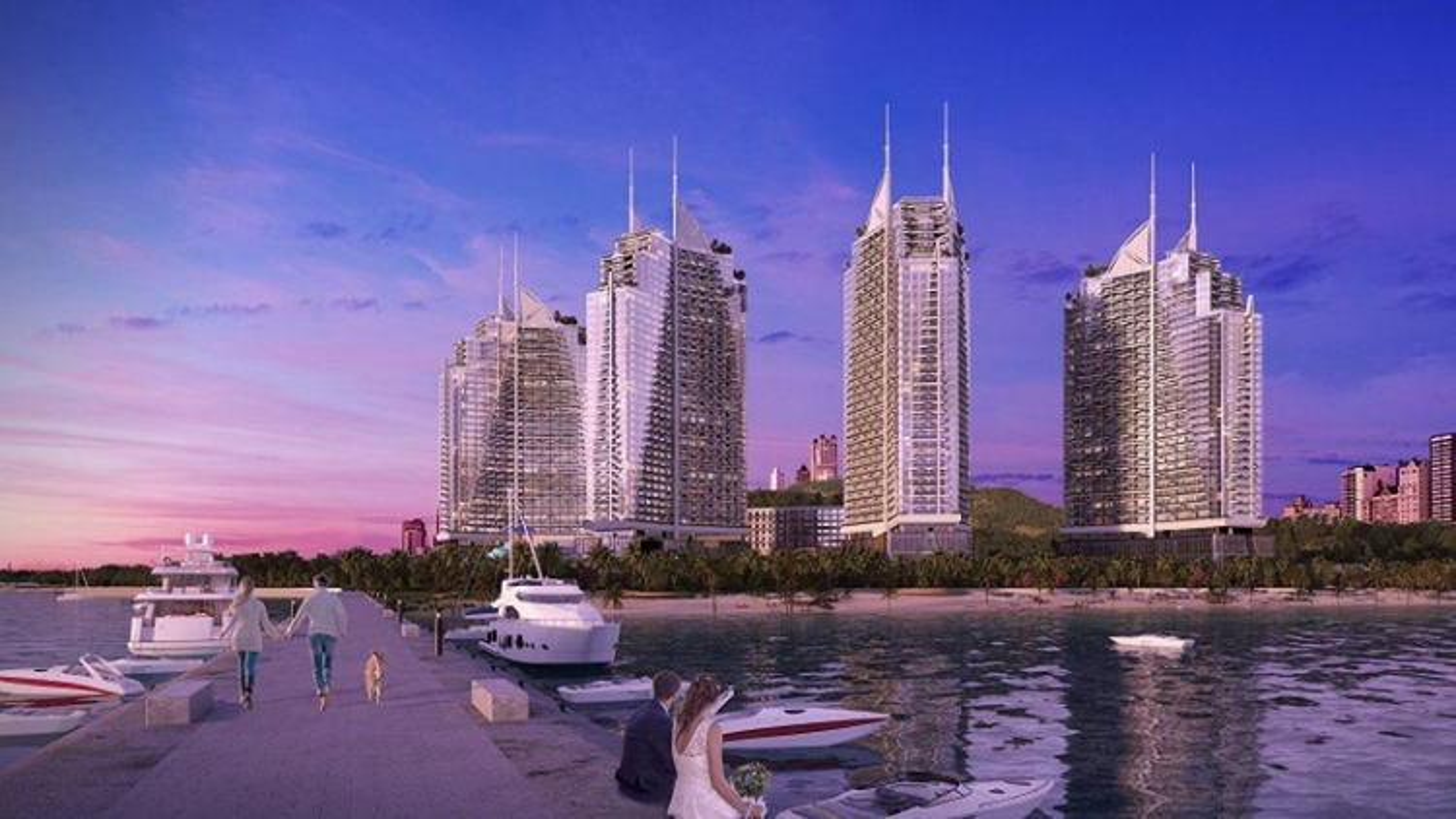 Tập đoàn Crystal Bay tài trợ quy hoạch đô thị và du lịch Ninh Thuận