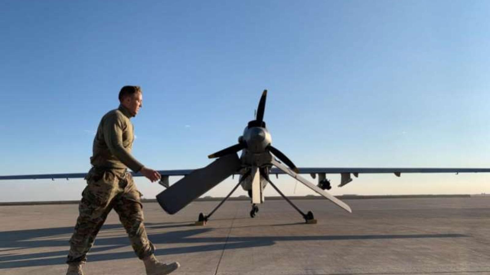 Mỹ điều chỉnh việc sử dụng UAV ở Afghanistan, Syria và Iraq