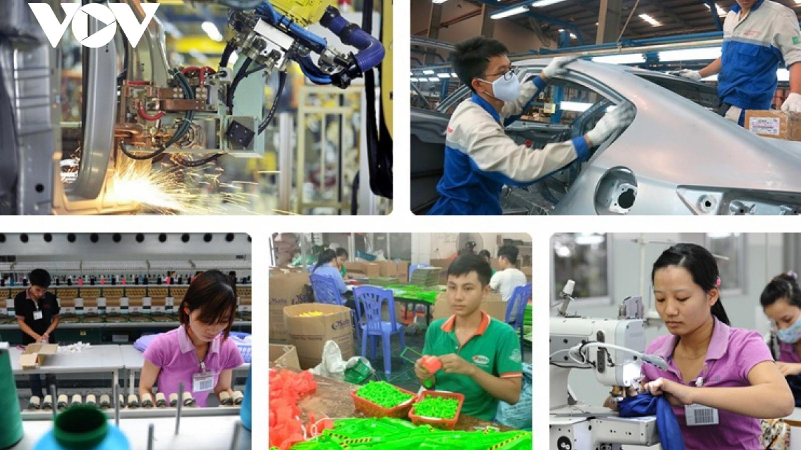 Vietnamese economy anticipated to enjoy high growth over next decade
