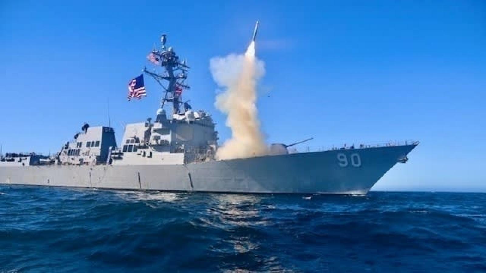Mỹ tính xây dựng mạng lưới tên lửa chống Trung Quốc dọc chuỗi đảo thứ nhất