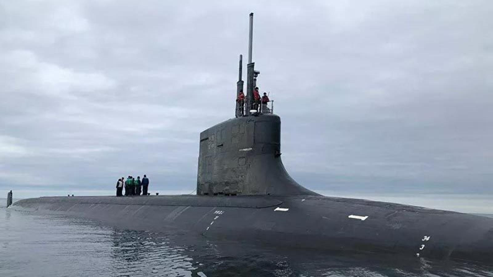 """Lực lượng tàu ngầm - """"công cụ"""" giúp Mỹ khắc chế tham vọng của Trung Quốc"""