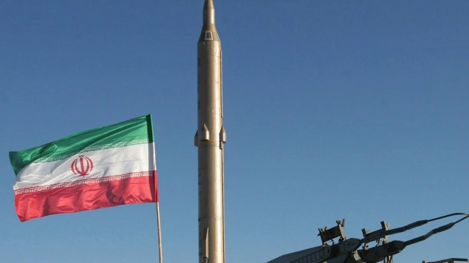 Iran không có ý định phát triển vũ khí hạt nhân vào lúc này?