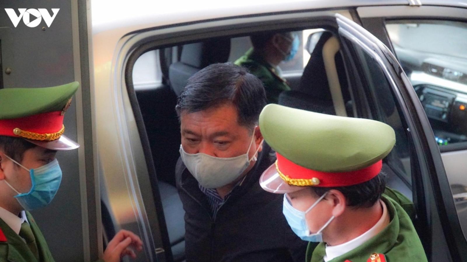 Ngày mai xét xử ông Đinh La Thăng, Trịnh Xuân Thanh vụ Ethanol Phú Thọ